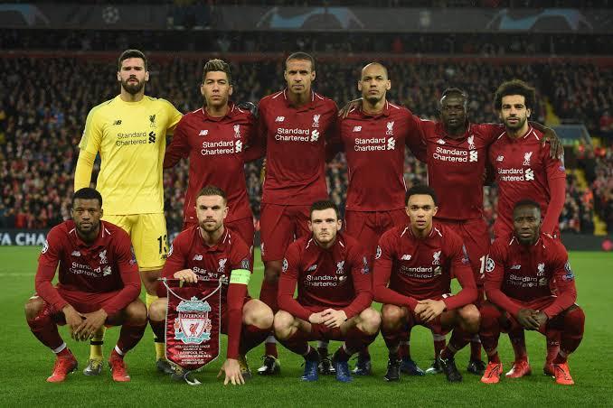 หงส์คว้าชัยสุดหรูกับเกม UEFA Champions League